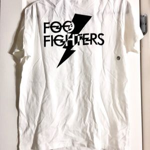 NWT Foo Fighters Shirt by Uniqlo